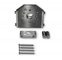 Adapterplatte | Außenbordmotor | 40-50er Motoren