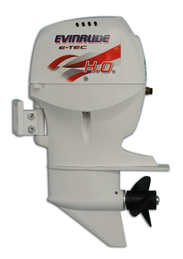 Scale Outboardmotor   Outboarder   Evinrude